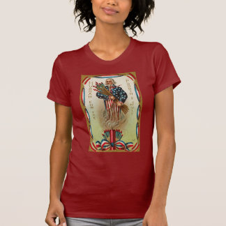 Uncle Sam Forth of July T-Shirt