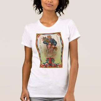 Uncle Sam Forth of July Tees