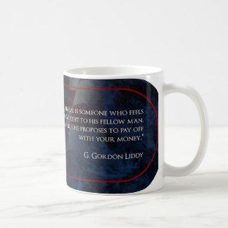 Uncle Sam - G. Gorden Liddy Coffee Mug