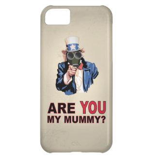 Uncle Sam Gas Mask Phone Case