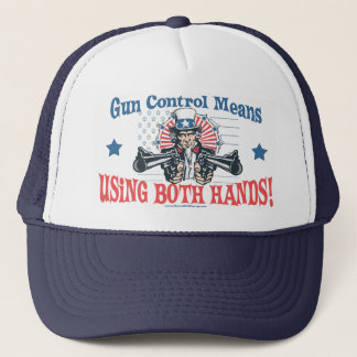 Uncle Sam Gun Control Hat