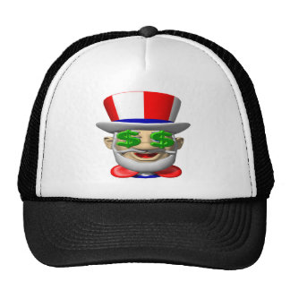 Uncle Sam Trucker Hats