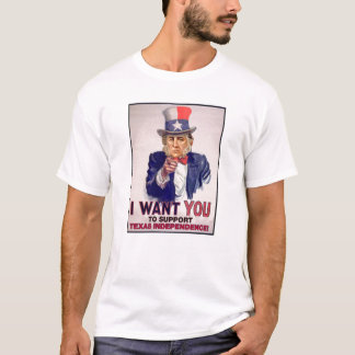 Uncle Sam Houston T-Shirt