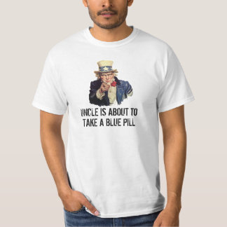 Uncle Sam I Want You Sarcastic Quotes Template T-Shirt