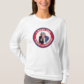 Uncle Sam: I WANT YOU... T-Shirt
