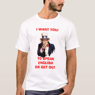 Uncle Sam  I WANT YOU! T-Shirt