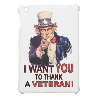Uncle Sam I Want You To Thank A Veteran iPad Mini Cover For The iPad Mini