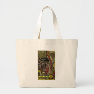 uncle sam III Tote Bags