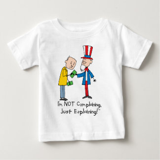 uncle_sam-Im_not....png Baby T-Shirt
