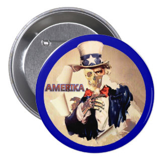 Uncle Sam in 2013 Button