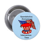 Uncle Sam is a shopaholic Intervention Time Buttons