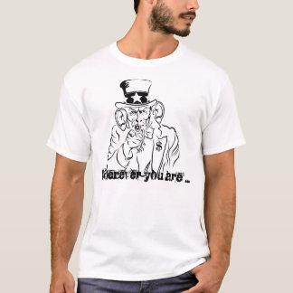 Uncle SAM listens T-Shirt