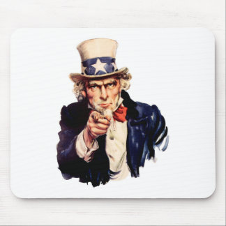 Uncle_Sam Mouse Pads