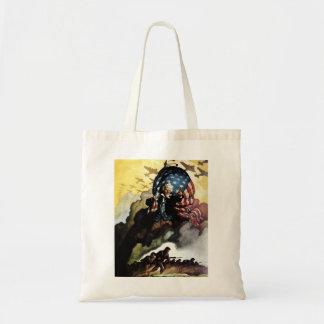 Uncle Sam - N. C. Wyeth Bag