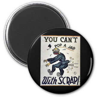 Uncle Sam Needs Your Scrap Magnet
