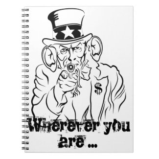 Uncle Sam Notebook
