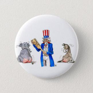 Uncle Sam Paddle Button