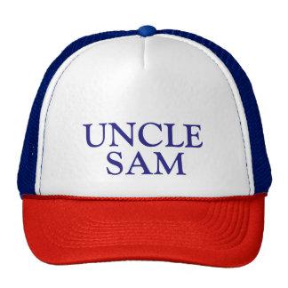 Uncle Sam patriotic cap Trucker Hat
