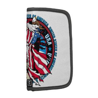 Uncle Sam Patriotic U.S.A. Flag 4th of July Planner