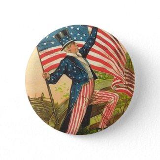 Uncle Sam Pin