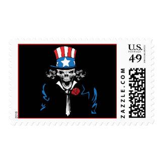 Uncle Sam Postage