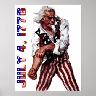 Uncle Sam Print