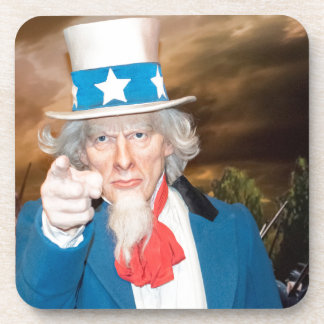 Uncle Sam Products Beverage Coaster