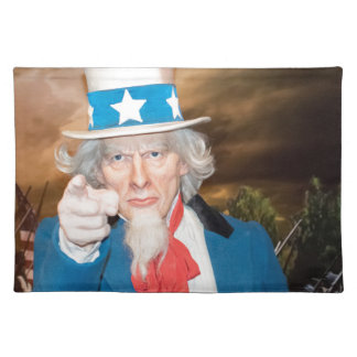 Uncle Sam Products Cloth Placemat