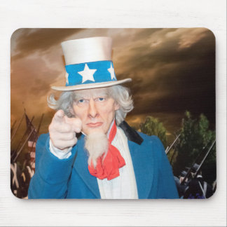 Uncle Sam Products Mouse Pad