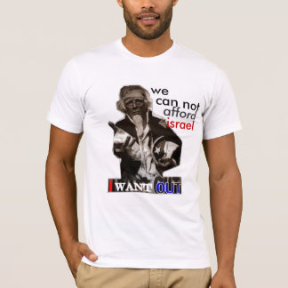 uncle sam quitting T-Shirt