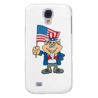 Uncle Sam Samsung Galaxy S4 Cover