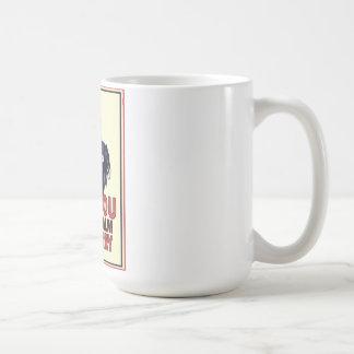 Uncle Sam Sez: Keep Calm and Carry Coffee Mug