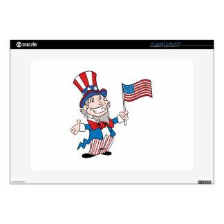 Uncle Sam Skin For Laptop