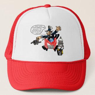 Uncle Sam, Ten More Years baseball caps
