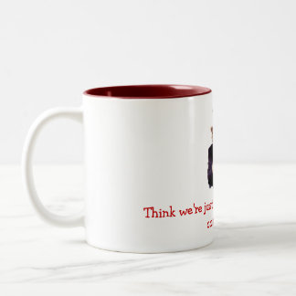 Uncle_Sam, Think we're just astroturf? Think ag... Mug