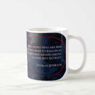 Uncle Sam - Thomas Jefferson Coffee Mug