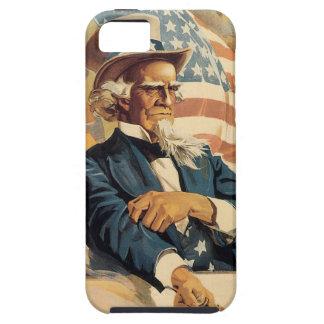 Uncle Sam vintage iPhone SE/5/5s Case