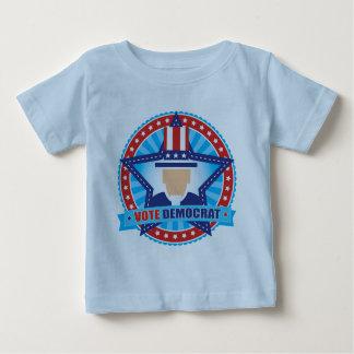 Uncle Sam Vote Democrat T Shirt