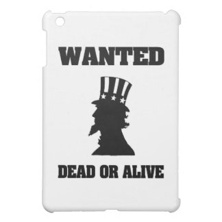 Uncle Sam Wanted Dead Or Alive Cover For The iPad Mini
