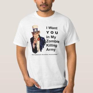 Uncle Sam Wants You Shirt