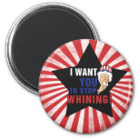 Uncle Sam wants you to stop whining Magnets