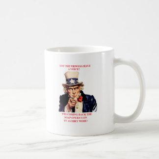 Uncle-Sam, you got a voice Coffee Mug