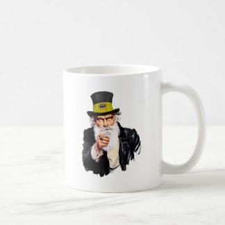 Uncle Shmuel Coffee Mug