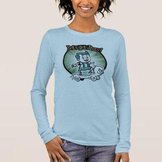 Uncle Spunk Nugget Skateboard Long Sleeve T-Shirt