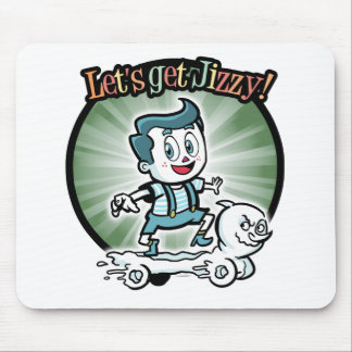 Uncle Spunk Nugget Skateboard Mouse Pad
