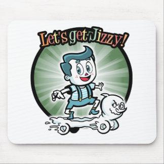 Uncle Spunk Nugget Skateboard Mouse Pad