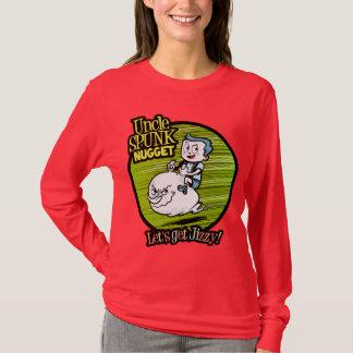 Uncle Spunk Nugget Spacehopper T-Shirt