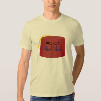 Uncle Ted's Ghoul School T-shirt