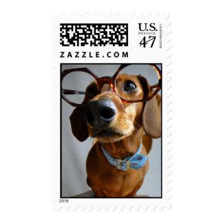 Uncle Thaddeus Postage Stamp