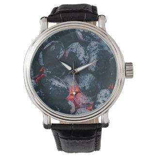 Uncle Tony's Charcoal Briquettes Wrist Watch #2